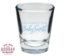 Baby Shower Shot Glass Shit Just Got Real Personalized Shot Glass Baby Shower Favor Couples Shower Diaper Shower Shot Glass 1632 by SipHipHooray