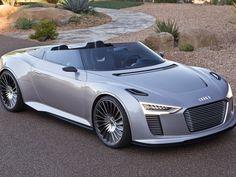 Audi Spyder Concept