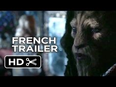 Beauty And The Beast Official French Trailer (2014) - I don't speak a lick of French, but I have been *DYING* to see this movie. SO glad they finally released a trailer! It looks AMAZING!!! <3 <3 <3