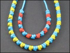 Prayer Beads from fusion knots. I love this guy. His tutorials are great!