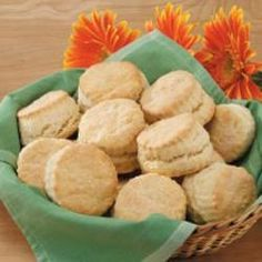 Fluffy Biscuits (fav recipe for making homemade biscuits)