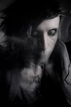 Chris Corner of IAMX - Screams. 2013. Photo by: Sammi Doll
