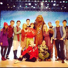 When Glee Met Star Wars - Glee Cast