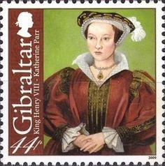 King Henry VIII - Katherine Parr