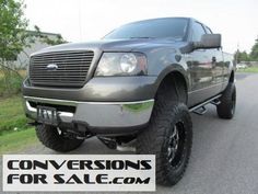 2006 Ford F-150 XLT Lifted Truck