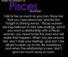Pisces- ABSOLUTELY. Me & my ambassador of disruption, my knight in shining armor.
