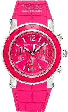 b672335e79a Juicy Couture HRH Pink Dragon Fruit Chronograph Ladies Watch 1900897     Read more reviews of