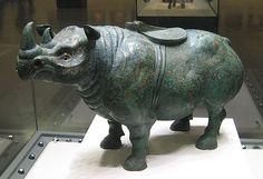 Rhinocéros dans l'art — Wikipédia