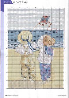 Gallery.ru / Фото #15 - The world of cross stitching 161 - tymannost