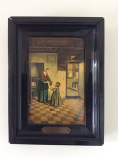 A personal favorite from my Etsy shop https://www.etsy.com/uk/listing/506343955/original-black-lacquer-framed-victorian