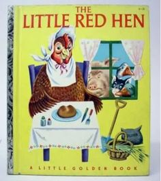 """I loved this book as a kid...and I used to say it to myself when nobody would help me....""""then I'll eat it all by myself""""!!!"""