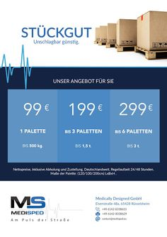 MediSped - Medically Designed GmbH - Google+