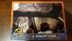 C1271 Lex #15 Jurassic Park 1993 Topps German Trade Card