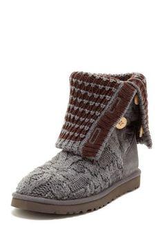 Leland Knit Boot