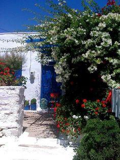 Amorgos... Beautiful house