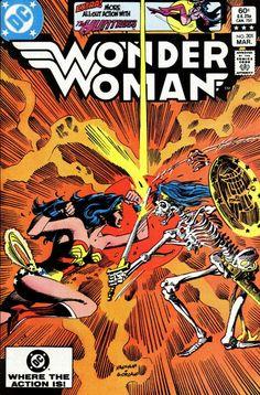 Items similar to Wonder Woman; Vol 301 comics, Huntress, Gifts book. 1983 DC, NM- on Etsy Dc Comics, Comics For Sale, Star Comics, Batman, Superman, Comic Book Covers, Comic Books, Comic Art, Wonder Woman Comic