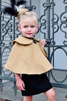 little girl hat tute