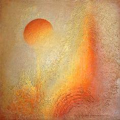 Jordens glød 40x40 cm.Akryl på lerret m/ strukturer (mixed media). Fargenyanser:Lin, beige, terakotta, kremgul, orange, rødorange,  For å se detaljer eller strukturer osv. i maleriet, kan duklikke opp bildetellerbevege musepekeren over bildet. Abstract Art, Artwork, Painting, Abstract, Photo Illustration, Work Of Art, Auguste Rodin Artwork, Painting Art, Artworks
