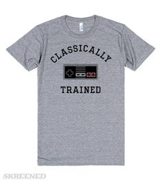 Classically Trained #nintendo
