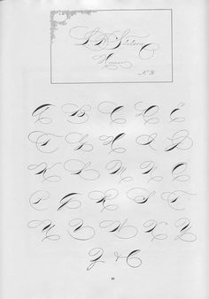 Canan  Collection Of Penmanship  Calligraphy