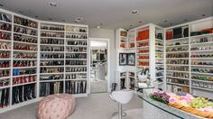 LOOKandLOVEwithLOLO: LIFESTYLE - OK now - Who the hell has THIS many shoes?? Are you dreaming or thinking -  GLUTONOUS??!! I'm thinkin the G word!!