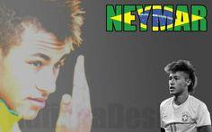 #NafishaDesign Brazil Neymar jr Voetbal Soccer