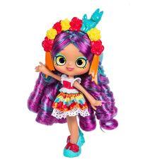 Shopkins Season 8 World Vacation (Americas) Shoppies Doll - Rosa Piñata