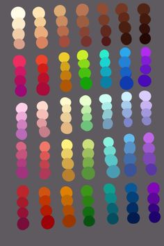 Colour palette by StrawberryMilq on DeviantArt Skin Color Palette, Palette Art, Pastel Colour Palette, Pastel Colors, Digital Painting Tutorials, Digital Art Tutorial, Art Tutorials, Color Palette Challenge, Art Reference Poses