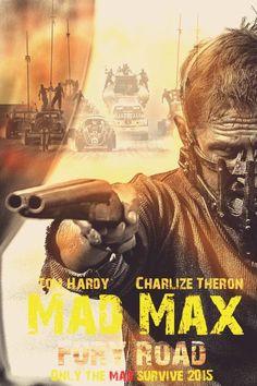 Tommy as Max Rockatansky - Mad Max: Fury Road (2015) / TH0040