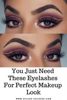 Make your look more gorgeous by applying fake lashes. of people wear fake eyelashes for photography including brides, models and many others. Fake Lashes, False Eyelashes, Best Makeup Tips, Best Makeup Products, Beauty Makeup, Eye Makeup, Photoshoot Makeup, Natural Makeup Looks, Makeup Photography