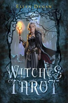 My new favorite Tarot Deck - Witches Tarot- has illustrations more akin to a romance novel. I love it when the art on every card lives up to the expectations from the cover art.