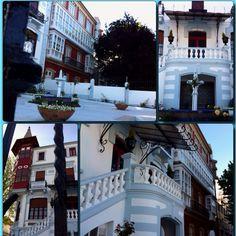 Arquitectura de Rodolfo Ucha. Ferrol.