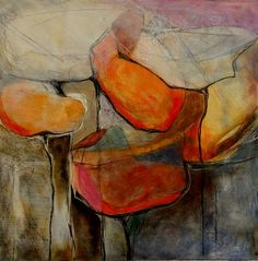 """Angela Fusenig, """"Between"""" (4) With a click on 'Send as art card', you can send this art work to your friends - for free!"""