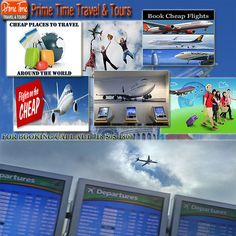 Travel To Your Destinations With Cheap International Tickets   Searching for cheap international tickets is a very hard process. You might be the running your business or employed at a company but when it is time for finding economical airline tickets all you need is an expert advice.   https://www.primetimetravelnyc.com/airlines/travel-to-your-destinations-with-cheap-international-tickets/