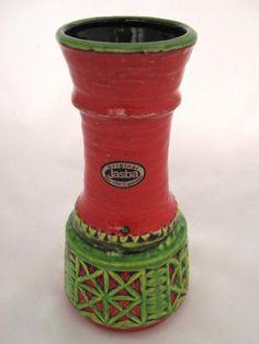 Original Jabsa Fat Lava vase....