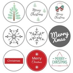 Logo Noel, Diy Presents, Homemade Christmas Gifts, Printable Labels, Free Prints, Diy Food, Merry Christmas, Stampin Up, Diy And Crafts