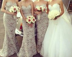 Gorgeous bridesmaids dress