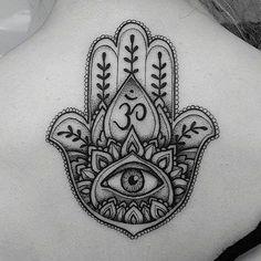 Image result for buddhist hamsa tattoo