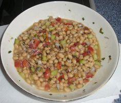 Rezept: Weiße Bohnen-Salat
