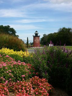 Lewes, Delaware  - the first town in the first state