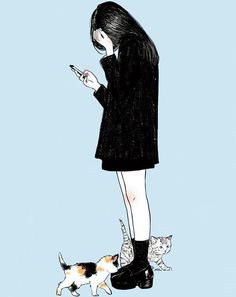 Trendy Photography Girl Drawing Black And White Ideas Crying Girl Drawing, Couple Wallpaper, Wallpaper Art, Tumblr Girls, Love Photography, Art Girl, Art Drawings, Drawing Art, Drawing Ideas