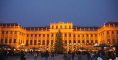 Vienna, Austria - The Schonbrunn Palace (photo by Peggy Mooney)