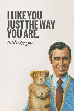 I heart Mister Rogers