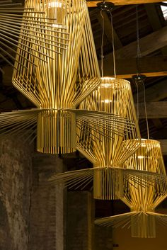 Foscarini Allegro ⊚ pinned by www. Cool Lighting, Chandelier Lighting, Lighting Design, Lamp Design, E Design, Interior Design, Ceiling Light Design, Ceiling Lights, Lamp Light