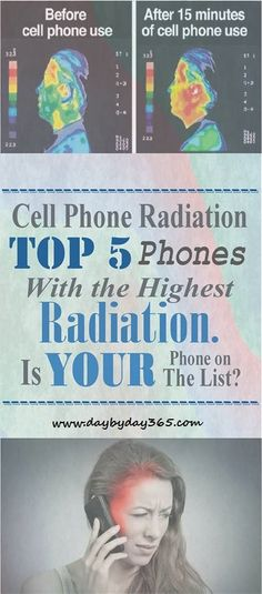 Cell Phone Radiation - Top 5 Phones With the Highest Radiation: Is Your Phone on The List?