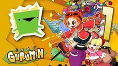 Gurumin - Incredibly Not Cool - Episode 1 - Giant Angry Monsters