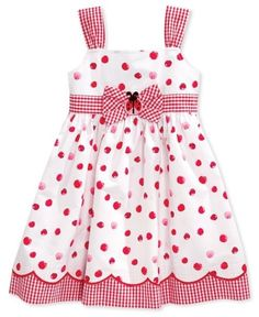 Nice dress for a sunny afternoon - Baby Dress Frocks For Girls, Little Girl Outfits, Toddler Girl Dresses, Baby Girl Frocks, Little Girl Dresses, Kids Outfits, Girls Dresses, Infant Dresses, Vintage Baby Dresses