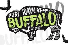 Introducing Buffalo - The Beefy Handdrawn Typeface! --- Buffalo is a typeface that has been handmade, or handbrushed rather! The brush strokes can be seen in Beautiful Lettering, Beautiful Fonts, Pretty Fonts, Texture Web, Online Graphic Design, Web Mockup, Typeface Font, Design Typography, Photoshop