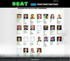 Happy to be profiled on SEAT Conference speaker page #sportsbiz see you in Kansas City in August