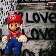 #mario #mariobros #game #gamer #games #videogame #marioworld #nintendo #bandai #fun #diversão #entretenimento #entertainment #kids #man #woman #bandainamco #figuarts #actionfigure #playstation #xbox #retro #music #música #love #amor